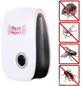 Generic Best 5W Electronic Ultrasonic Rat Mouse Repellent Anti Mosquito Repeller Killer Rodent Pest Bug Reject Mole Mice