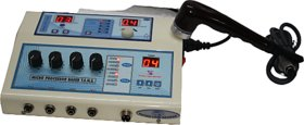 Combination Four Channel TENS cum  Ultrasonic therapy  Machine