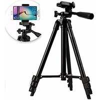 Crystal Digital 3120 Tripod for DSLR , Action Cameras,