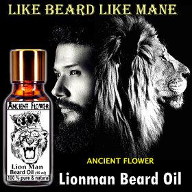 Ancient Flower - Lion man Beard Oil 10 ml