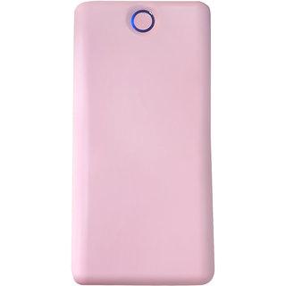 Raptech RT-174 Power 30000mAh Lithium-ion Power Bank/Fast Charging Power Bank 2 Output Power Bank (Pink)