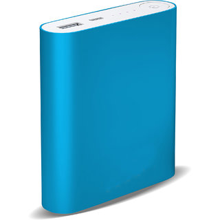 Raptech RT-110 Power 25000mAh Lithium-ion Power Bank/Fast Charging Power Bank 1 Output Power Bank (Blue)