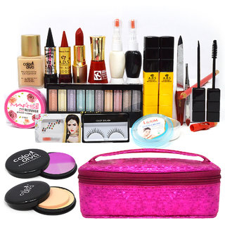 All In One Daily Uses Beauty Pack with Gift Pack Makeup Pouch GC-929