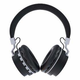 CORSECA Carnival On-Ear Wireless Headphones with Built in Mic DM6200 (Black)