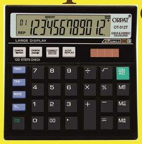 Orpat OT 512 T Electronics Calculator