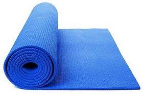 Yoga Mat For exercise Fitness,Meditation,Yoga( non-slippery) 6 mm