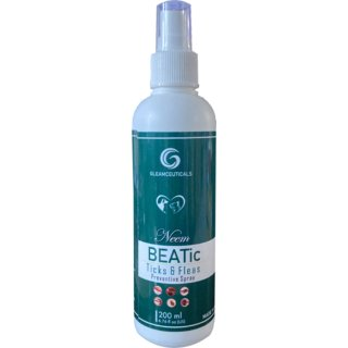 Gleamceuticals BEATic Anti-Tick Neem Spray for Flea and Tick