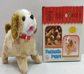 Dog model funny jump puppy model type for kids for boys for girls playing jumping and barking dogs