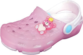 Girls Fashion Slip-On Clogs