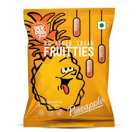 DEV.PRO. FRUITTIES- NO Added Sugar Pineapple 40 G