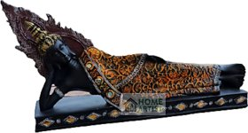 Home Artists Sacred Blessings Decorative showpiece Gift - Sleeping Buddha