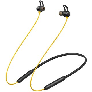 Realme Buds Wireless In the Ear Neckband Bluetooth Headset With Real Bass