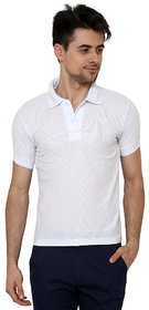 Solid Polo Classy Tshirt For Men