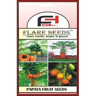 ORGANIC PAPAYA SEEDS - 100 Seeds Pack