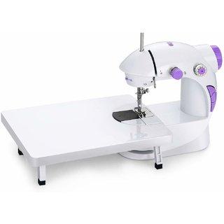 Multi Electric Mini 4 in 1 Desktop Functional Household Sewing Machine, Mini Sewing Machine, Sewing Machine for Home