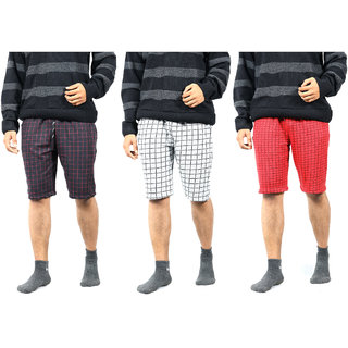 Mens Boxer Shorts (Pack of 3)
