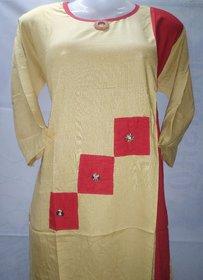 New fancy kurti   stitched