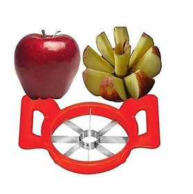 high quality sharp stainless steel bled Regular Capital Apple Cutter (multi-colored)