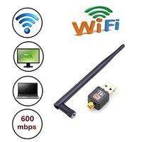 600 Mbps MINI Wireless USB WiFi Adapter Dongle Network