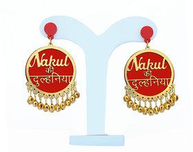 Dulhaniya Earring Personalized