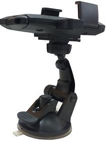 Nugenic Car Mount Adjustable Car Phone Holder Universal Long Arm, Windshield for Smartphones - Multi-color