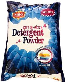 MSG Daag Chhoo Mantar Detergent Powder 4kg