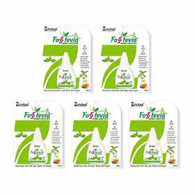 Zindagi Fosstevia (Stevia Liquid) Sugar Free Natural Sweetener (Buy 4 Get 1 Free)