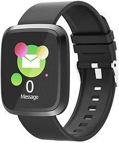 Bushwick ST8 Heart Rate Blood Pressure Pedometer IP67 Waterproof Bluetooth Smartwatch.