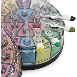 36 Colors Shimmer Glitter Eye Shadow Powder Palette Matte Makeup Cosmetic kit