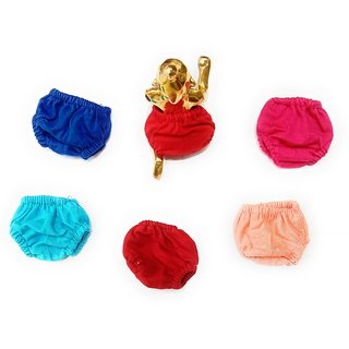 LADDU Gopal G Nappy (CHADDI) Fully Cotton with Awesome Grip Hosiery Stuff Available in Pack of 6