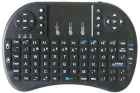 Mini  Wireless Keyboard With Mouse Combo