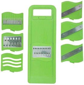 Vegetable and Fruit Slicer or cutter Maker,  Multi Purpose Vegetable Slicer 6 jali in 1 , (6 in 1)