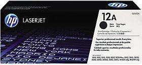 HP 12A ( Q2612 ) Toner Cartridge Black