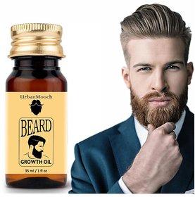 UrbanMooch Beard Growth Oil 35ml