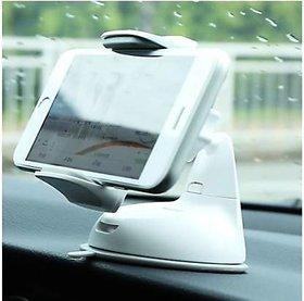 Car Mobile Holder for Dashboard   Flexible Neck, 360 Degree Swivel