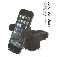 Car Mobile Holder for Windshield, Dashboard Easy One T