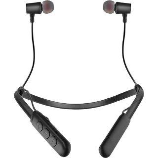 Print Ocean Bluetooth In the Ear Neckband Magnetic Stereo Earbuds Wireless Earphones