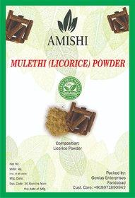 Amishi Pure Mulethi Powder, 100gm