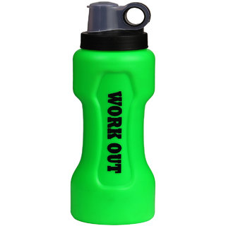 True Indian Work Out 750 ml Protein Shaker  Sipper Bottle