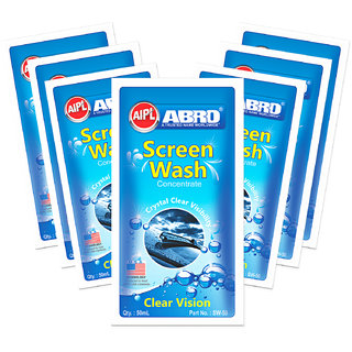 Windshield Washer Concentrate  Screen Wash