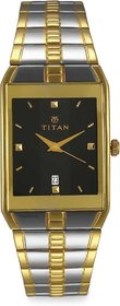 Titan Karishma Men Analog Watch (NK9151BM02)