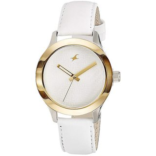 Fastrack Women's 6078Sl02 Stylish Watch