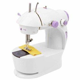 Mini Sewing Machine + Mini Hand Sewing Machine