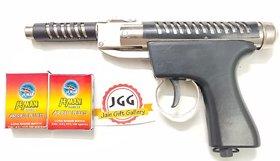 JGG  BLACK 007 AIR GUN FREE 200 PELLETS