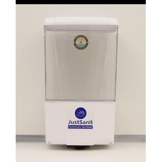 Auto Matic Sanitizer Dispenser  1800 Ml Touchless, with Adjustable Flowing Capacity , for sanitizing Hands usefull in Ho