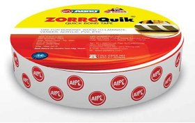 Abro Bonding Tape for Wood to Laminate 20 m Double-sided Tape