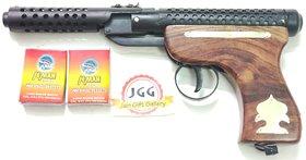 JGG BULLET BROWN AIR GUN FREE 200 PELLETS