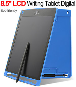 Crystal Digital 8.5 Inch LCD Writing Tablet Drawing Board Erase Slate Pad Electronic