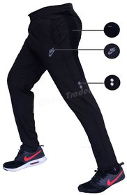 Nik Football Design Gym Yoga Sports Dri-Fit Track Pants