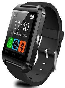 Bushwick Presents  U10 Bluetooth Android  IOS, Health  Fitness Black Smartwatch.